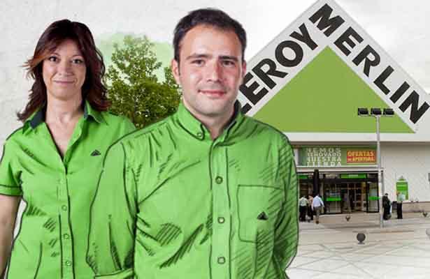 Leroy Merlin está a recrutar para as suas lojas em varias localidades