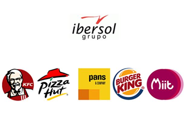 O grupo Ibersol tem ofertas de emprego em várias localidades