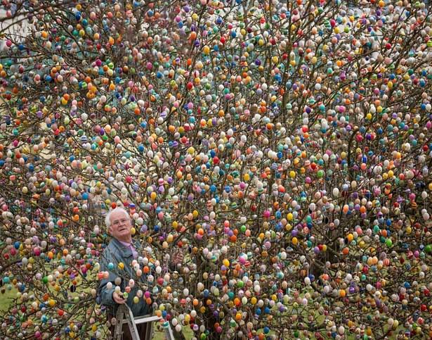 Tradições da Páscoa pelo mundo