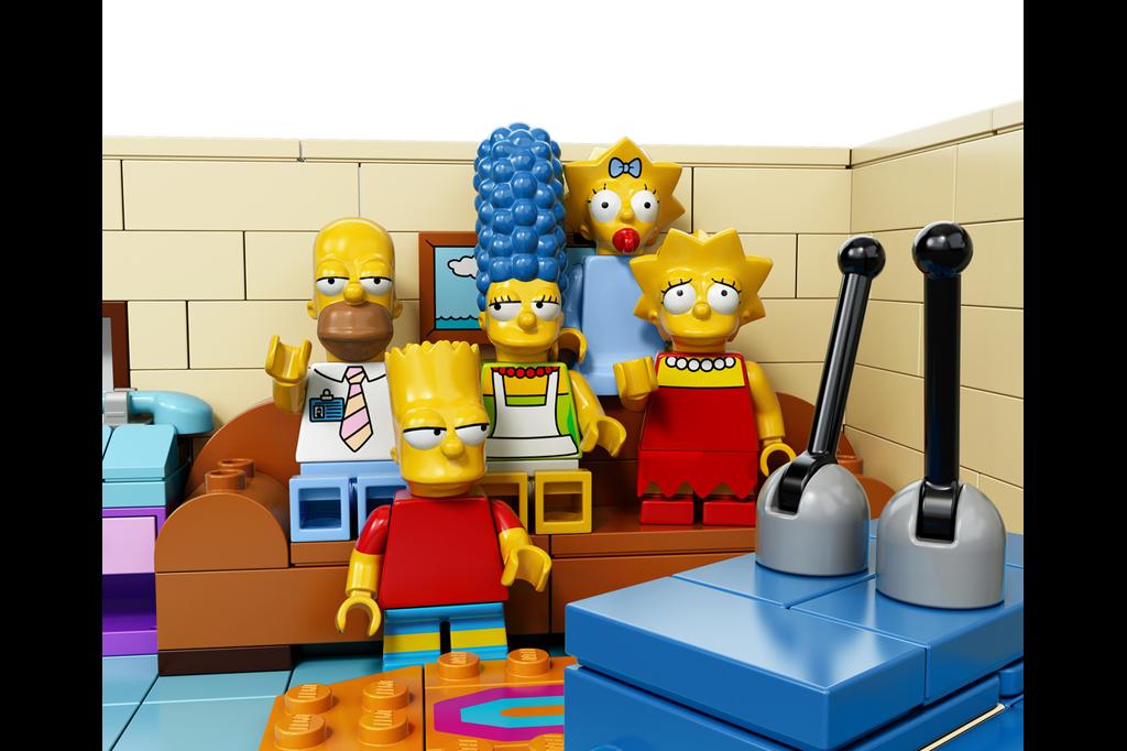 A casa dos Simpsons tem designer português