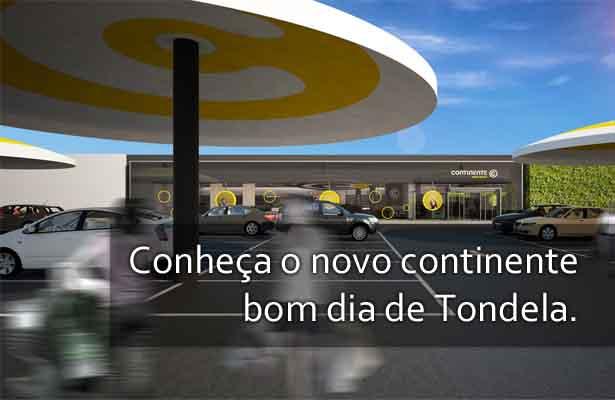 Sonae abre nova superfície 'Continente Bom Dia' e cria 90 postos de trabalho