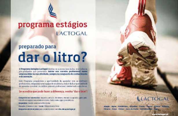 Lactogal tem Programa de Estágios para jovens licenciados