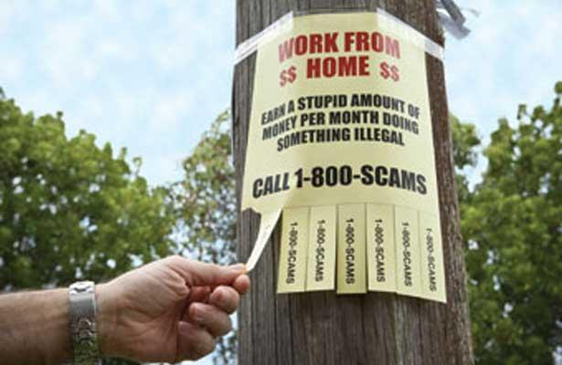 Cuidados a ter com os anúncios de emprego – nem todos são fidedignos