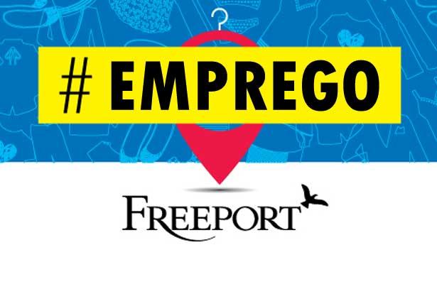 O Freeport Outlet Alcochete tem ofertas de emprego para vendas