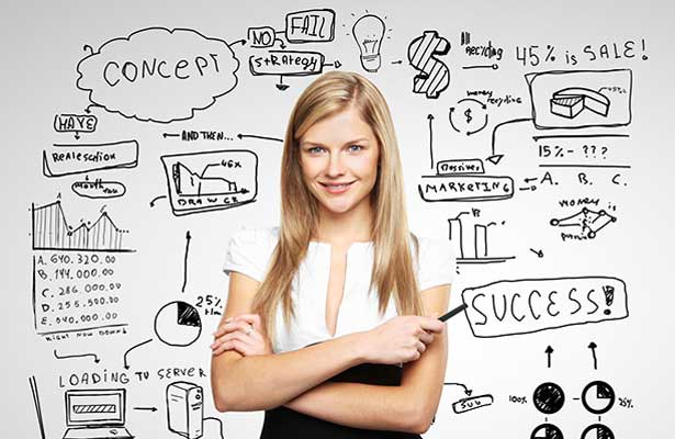 O poder empreendedor das mulheres