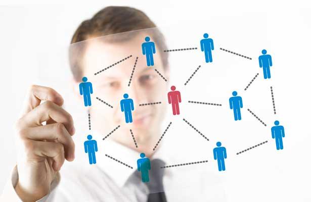 """O que é realmente """"uma rede de contactos""""?"""