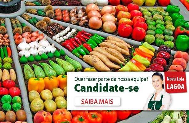 Apolonia fruta e legumes