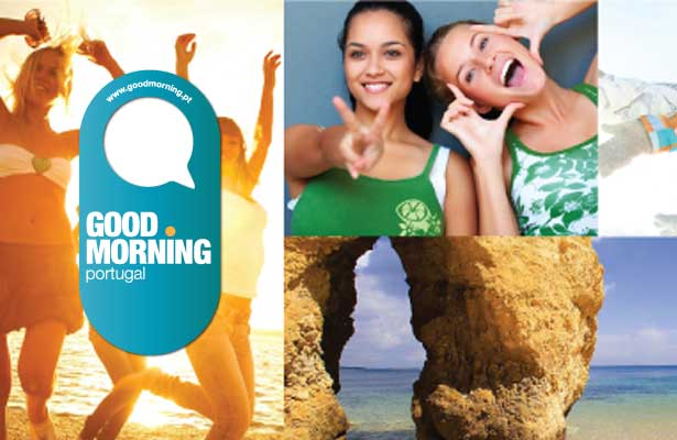 A Goodmorning Portugal, recruta account