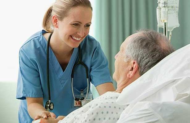 enfermeiros idosos