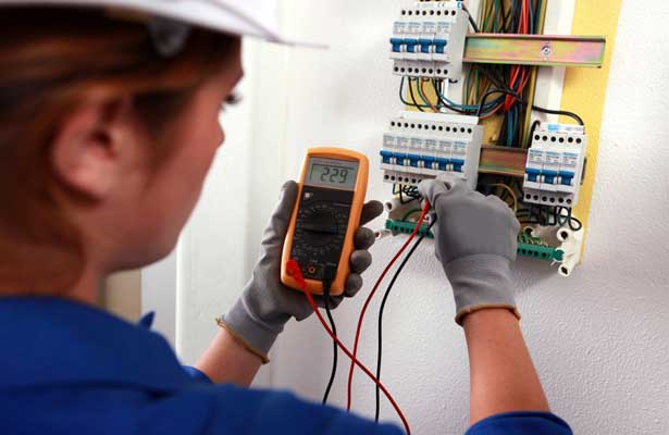 Electricista Construcao Civil