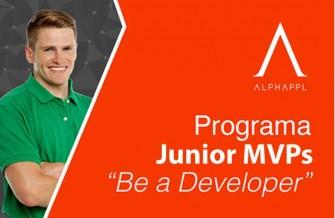"""ALPHAPPL cria programa """"Junior MVP"""" com oferta de 100 estágios"""