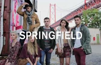 Springfield está a recrutar em várias zonas do país