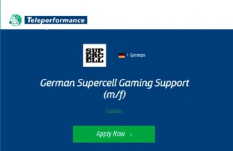 German Supercell Gaming Support (M/F)
