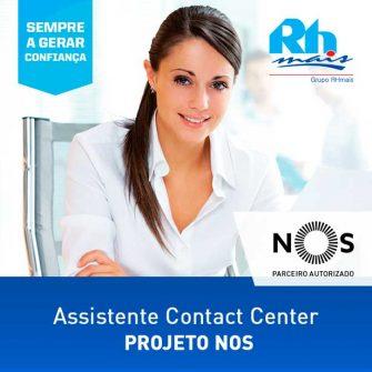 Assistentes de Contact Center (m/f) – Lisboa