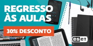 Regresso às Aulas ESET Multi Device Security Pack com 30% de desconto!