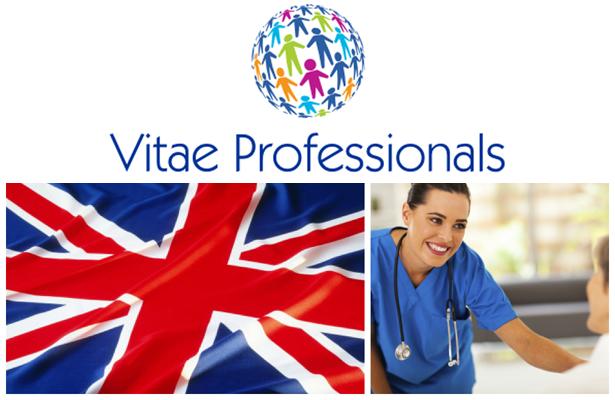Vitaeprofessionals procura 20 enfermeiros para trabalhar no Reino Unido