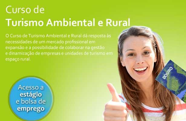 Curso Turismo Ambiental e Rural