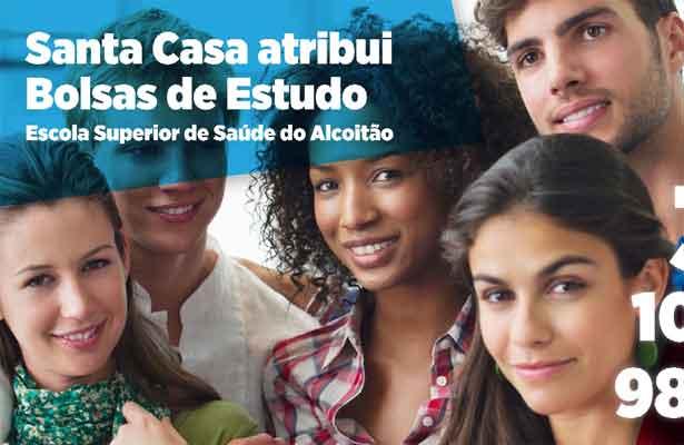 Bolsas de Estudo da ESSA 100% de financiamento das propinas de frequência.