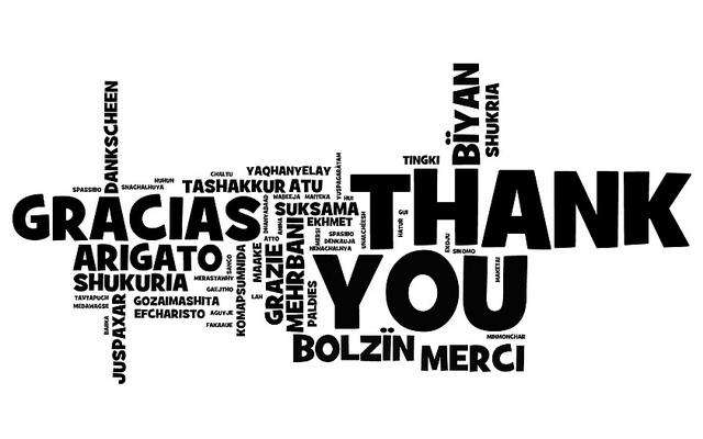 Seja grato com maior frequência