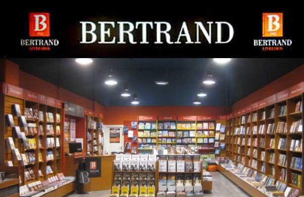 Bertrand tem ofertas de emprego em várias lojas