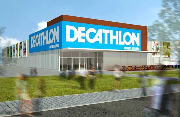 A Decathlon tem vagas de emprego em várias lojas.