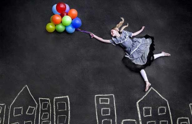 A arte de ter ideias criativas