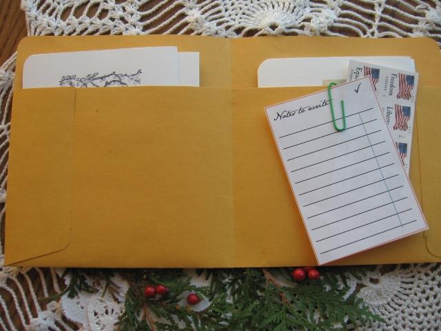 A importância das cartas escritas à mão